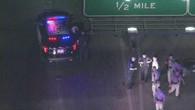 Suspected DUI driver arrested after high-speed chase, reportedly assaulting police officer
