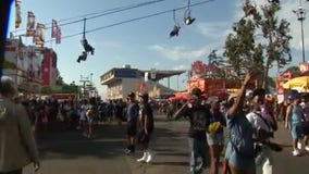 Sylmar man allegedly threatened L.A. County Fair to avoid family trip, police say