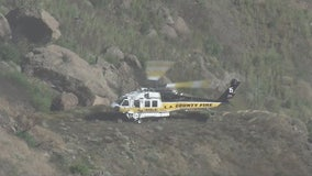 1 hiker dead, 2 treated for dehydration after rescue in Malibu