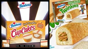 Hostess introduces limited-edition pumpkin-flavored cupcakes, Twinkies for fall; And new bold flavor