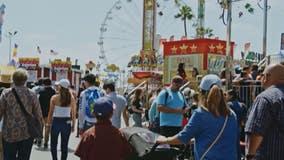 Sylmar man arrested for alleged threat on L.A. County Fair