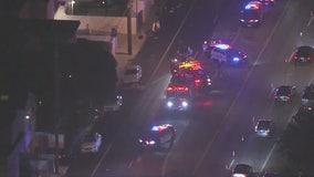 Deadly crash shuts down traffic lanes on PCH in Malibu