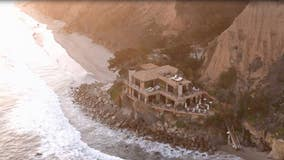 Top Property: A look into 'II Pelicano' an oceanic oasis in Malibu