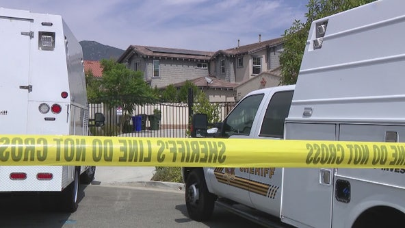 Woman stabbed to death in Rancho Cucamonga house