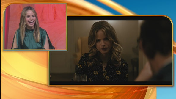 Halston Sage talks about her role in Prodigal Son on GDLA