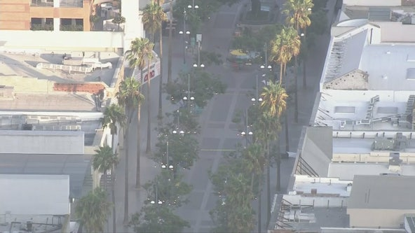 3rd Street Promenade evacuated due to suspicious device investigation