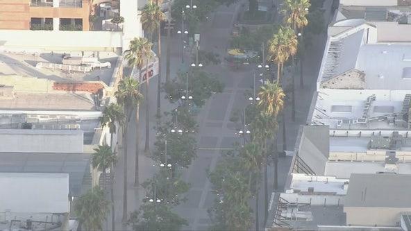 3rd Street Promenade evacuated due to suspicious device investigation