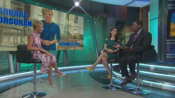 Barbara Corcoran shares success tips she learned from her days waiting tables
