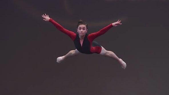 School Standouts: David Burn is breaking barriers as first male dancer on team