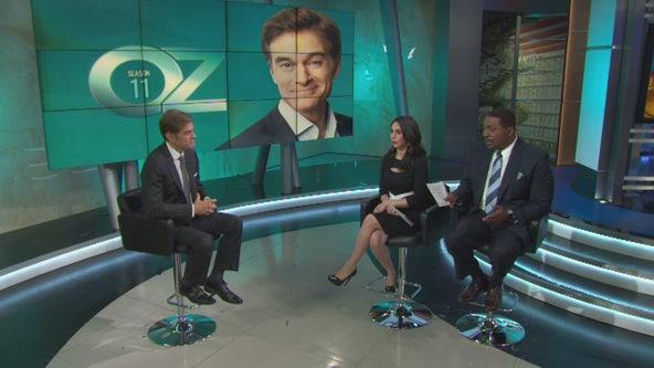 Dr. Oz explains dangers of vaping