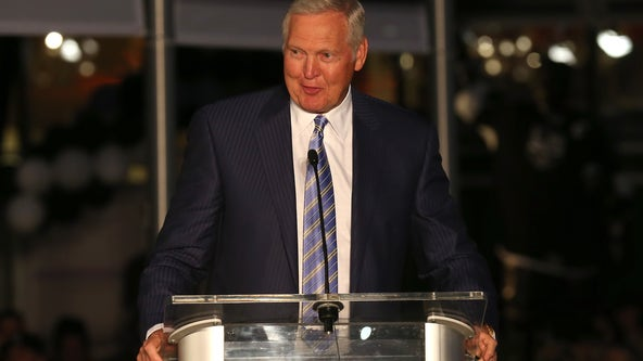 Lakers legend Jerry West to receive Presidential Medal of Freedom
