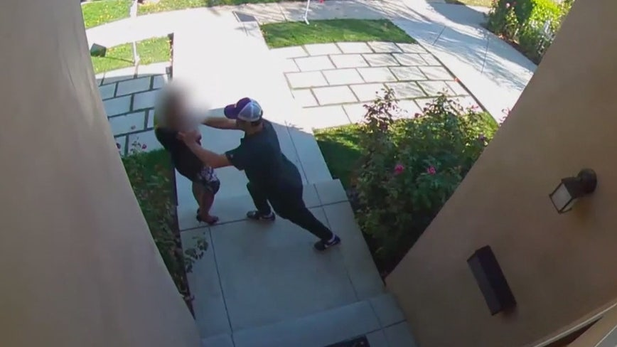 VIDEO: Realtor attacked, groped by man at open house in Encino