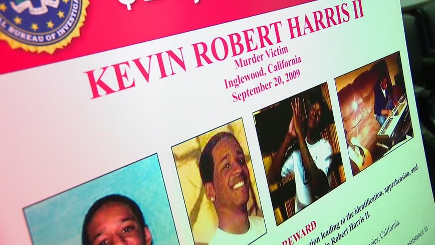 Authorities believe they could be coming closer to solving killing of musician Kevin Harris