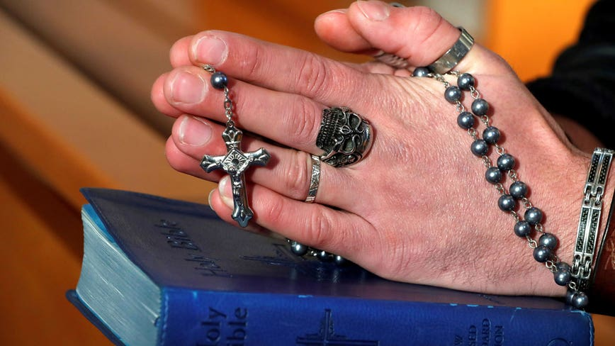 L.A. Archbishop leads national moment of prayer asking for end of coronavirus pandemic