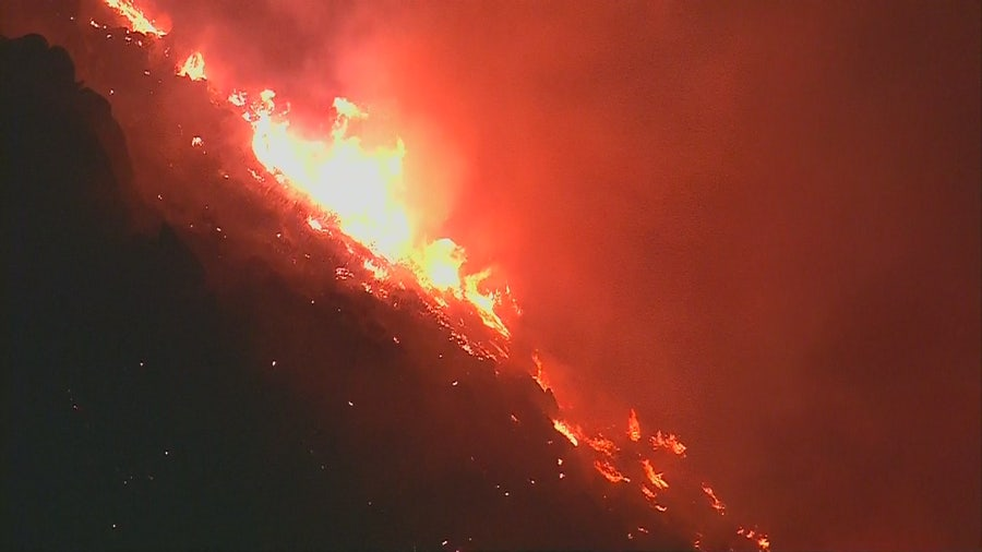 Evacuations lifted in Juniper Flats as crews continue to battle Horseshoe Fire
