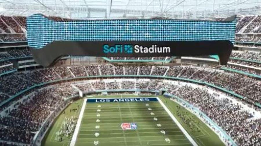SoFi Stadium announced as new name of Los Angeles arena