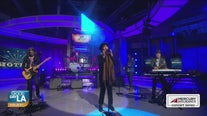 The Motels perform live on Good Day LA