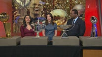 A look at the 4 most prestigious trophies in sports, which are on display at The Grove