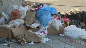 Silver Lake businesses fed up by homeless trash problem explodes over past year