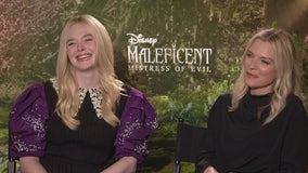 A chat with the stars of Maleficient: Mistress of Evil