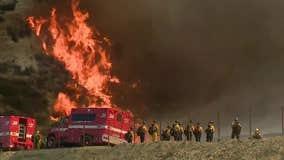 Gov. Newsom secures Fire Management Assistance Grant from FEMA to help battle Saddleridge fire