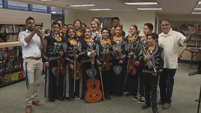School Standouts: The sound of mariachi is making its mark thanks to AUSD music director