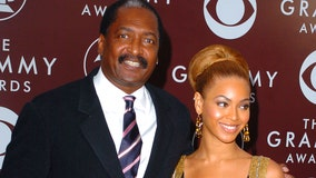 Beyonce's dad, Mathew Knowles, says he has breast cancer