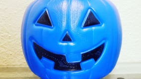 Viral Facebook post raises awareness for autism with blue Halloween buckets