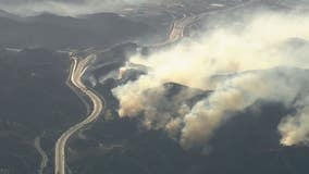 All evacuation orders lifted in Saddleridge Fire as containment increases