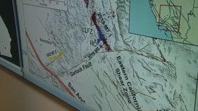 Ridgecrest quake's impact along dormant fault