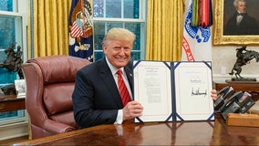 President Trump signs bill providing $1.8 billion in funding for autism programs
