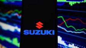 Ex-Suzuki employee arrested on embezzlement charges