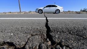Ridgecrest quakes strained major fault, capable of 8.0 quake, according to new study