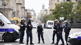 Employee kills 4 officers in knife attack at Paris police HQ