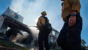 U.S. reduces immigration enforcement during California wildfires