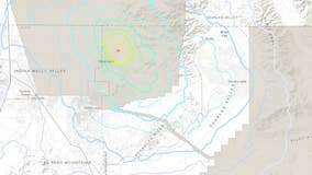 Preliminary 3.6 magnitude earthquake strikes Ridgecrest area