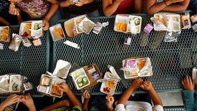 Anonymous donor pays almost $8K to clear California school district's student lunch debt