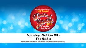 14th annual Taste of Soul festival this Saturday on Crenshaw Blvd