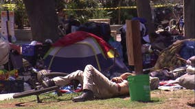 Coronavirus hits LA County's homeless population, prompting concerns of mass spreading
