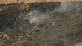 Crews battling newly sparked Soledad Fire in Santa Clarita
