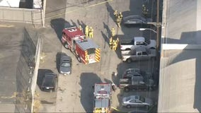 Spilled bleaching chemical prompts evacuations at South L.A. business