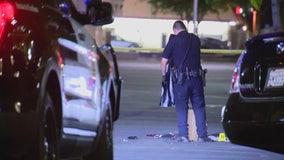 San Bernardino police looking for gunman who shot man in Stater Bros parking lot
