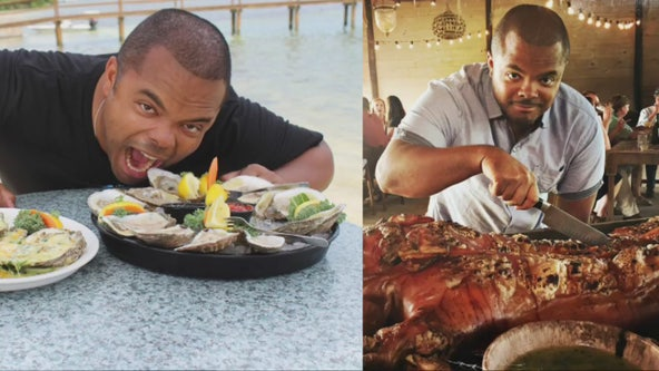 Meet Roger Mooking a man of many talents