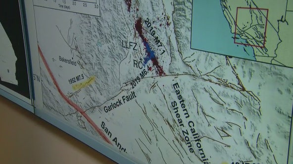 Caltech seismologist say new fault could produce massive earthquake