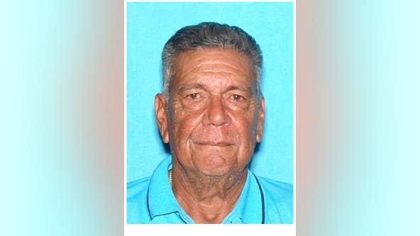 Man diagnosed with dementia missing in Palmdale