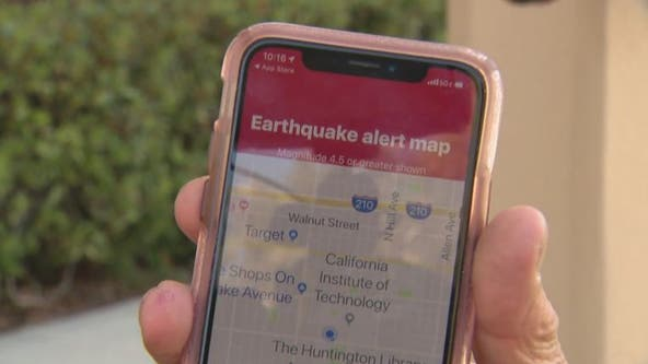 California earthquake alerts become available statewide