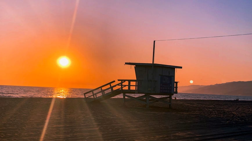 Southern California approaches record-breaking heat