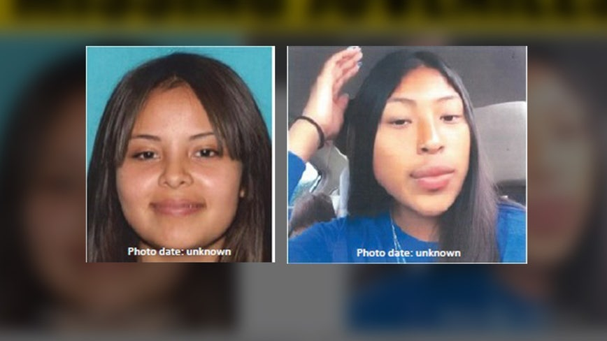 Detectives still searching for 2 missing 16-year-old girls from Compton