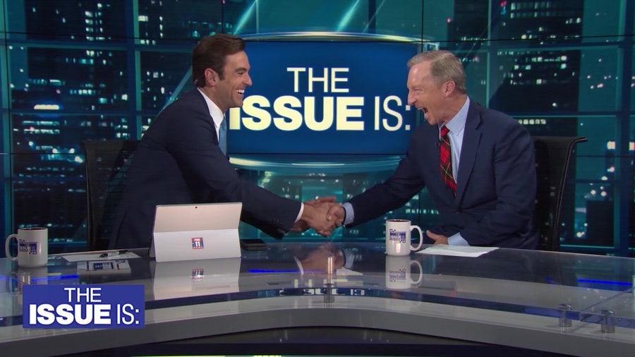 2020 Hopeful Tom Steyer: 'Trump may not be on ballot in November'