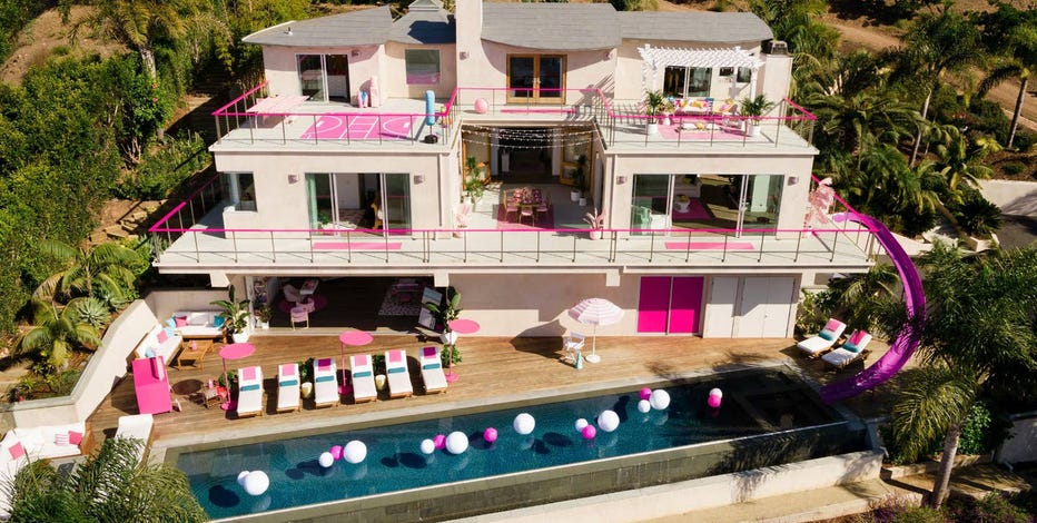 Barbie Lists Her Real Life Malibu Dreamhouse On Airbnb For 60 A Night